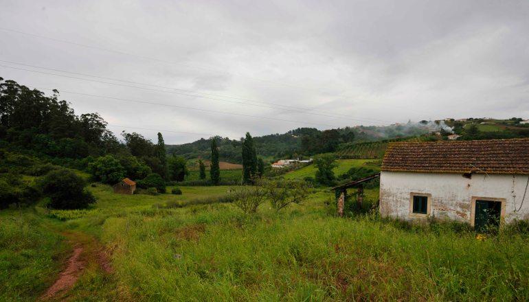 De quinta met uitzicht over de vallei